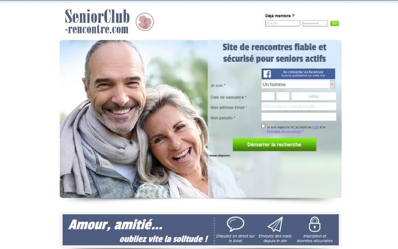 Club rencontre seniors nice